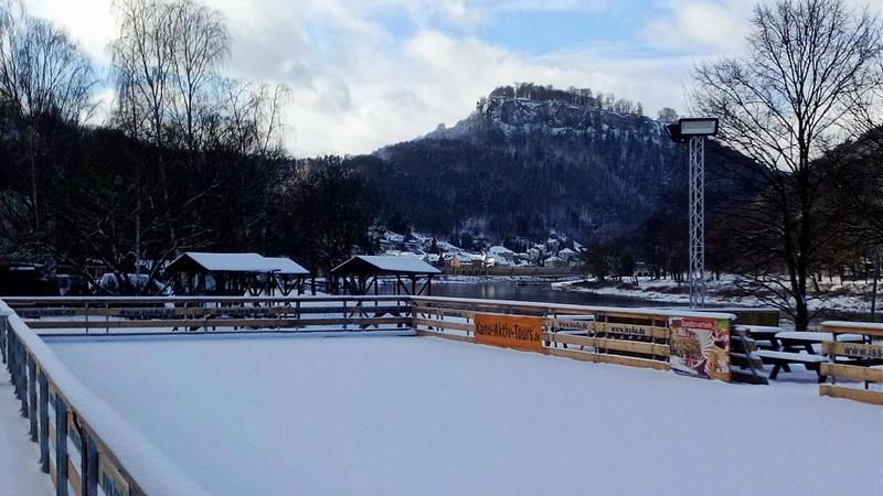 Eisbahn Königstein