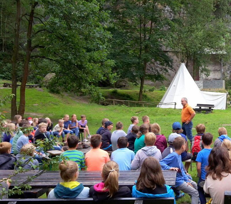 Eröffnung Ferienlager1