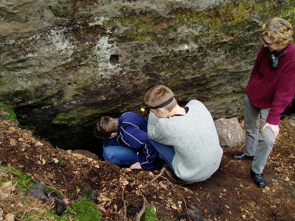 Höhlen-Erkundung 3
