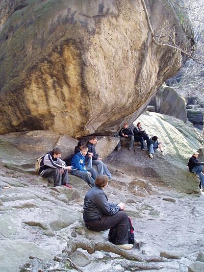 Höhlen-Erkundung 4