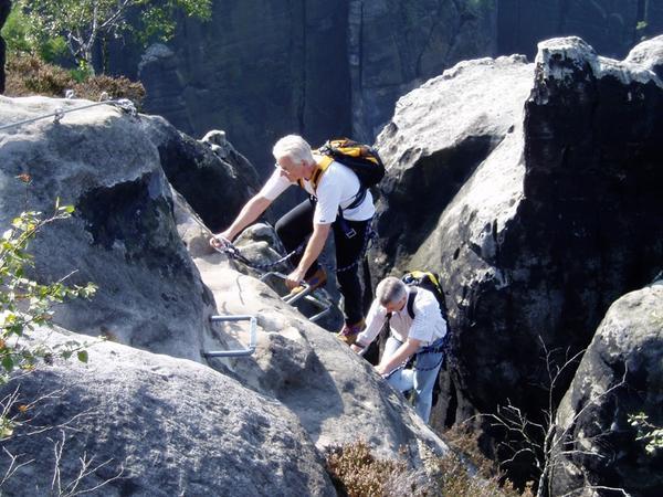 Klettersteig-Tour 4