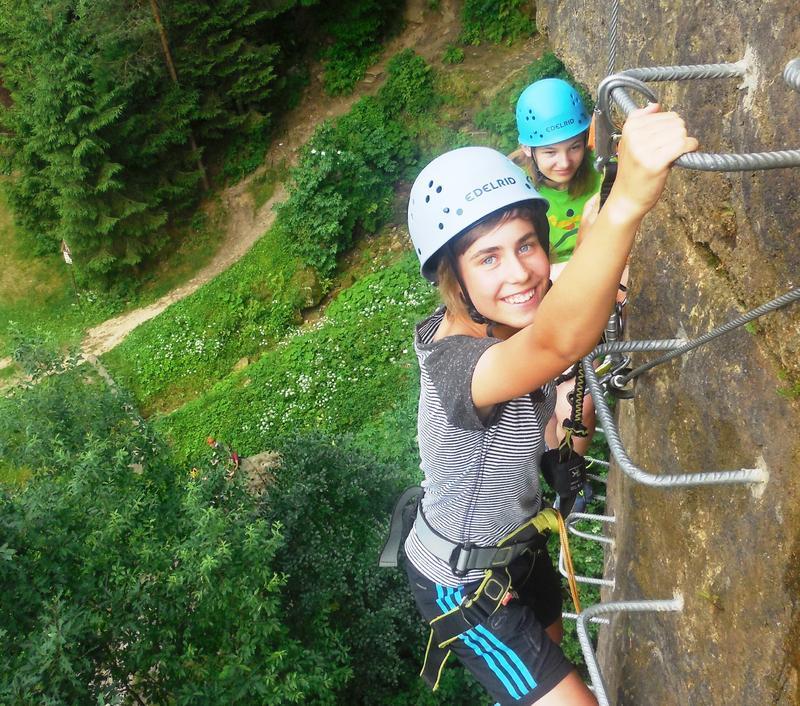 Klettersteigspaß4