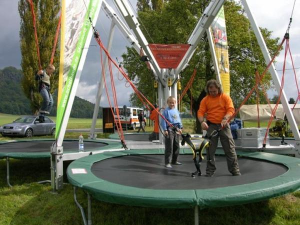 Mobile Event Module - Bungee-Trampolin3