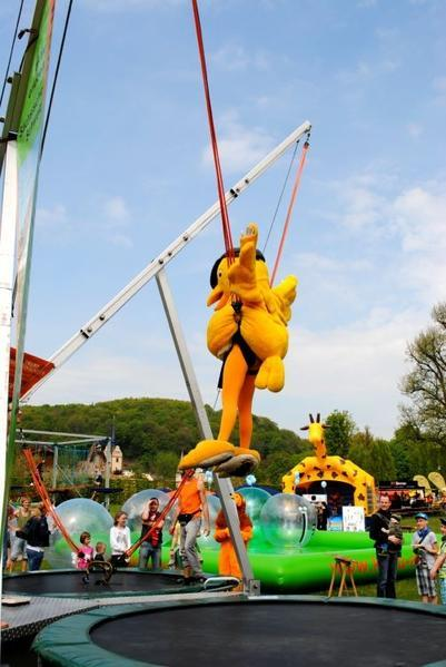 Mobile Event Module - Bungee-Trampolin4