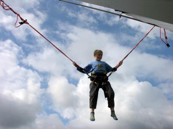 Mobile Event Module - Bungee-Trampolin5