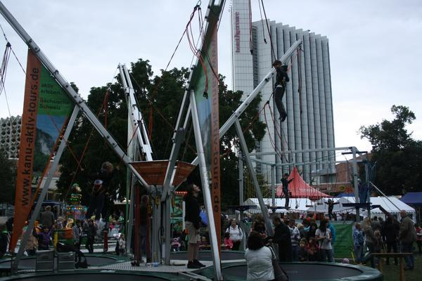 Mobile Event Module - Bungee-Trampolin8