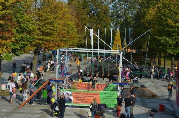 Mobile Event Module - Kinderseilgarten3