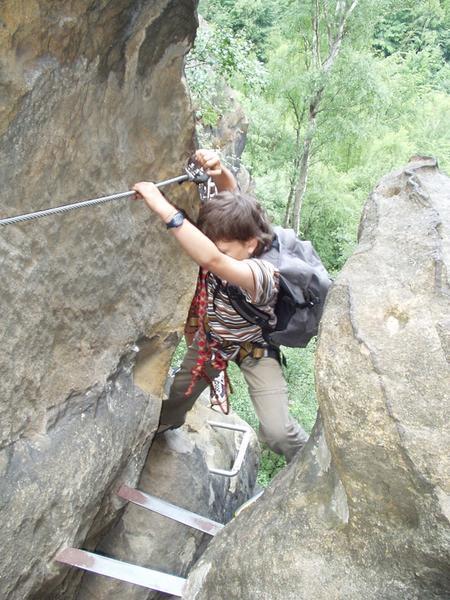 Projekt Klettersteig2