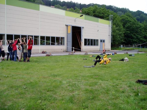 Projekt erlebnispädagogischer Abenteuertag1
