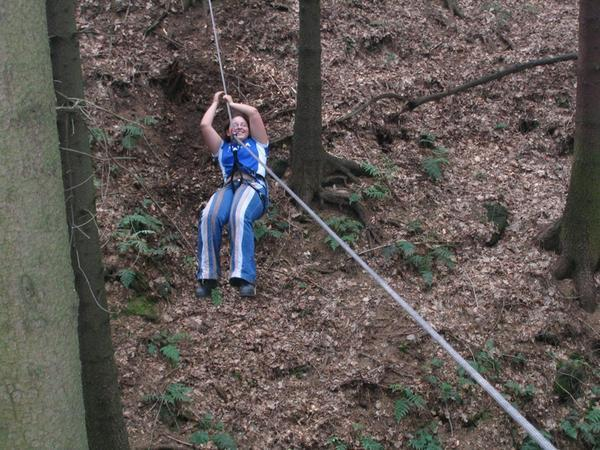 Projekt erlebnispädagogischer Abenteuertag2