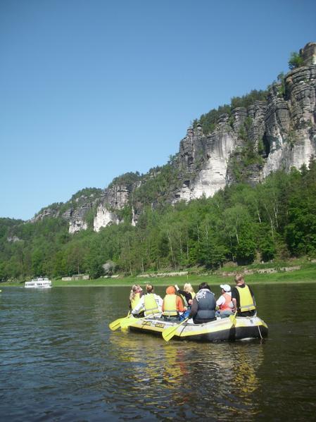 Rundkurse - Powerboot & Paddeln oder Kanu & Rad